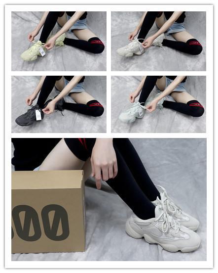 Лучший 500 мужской дизайнер кроссовки Box Super Moon Хуан г-жа Открытый обучение Desert Mouse повседневные кроссовки eemcfu