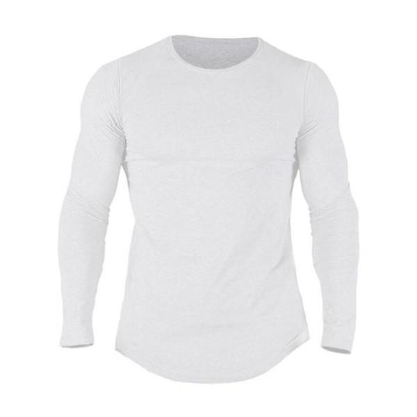 Branco camisetas