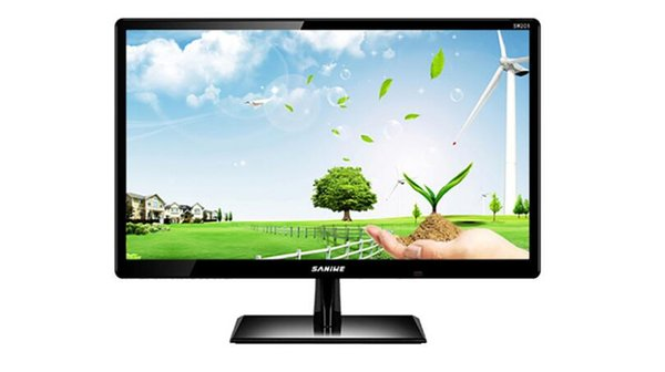 HD LCD LED displaystouchs display curved screen displays27-Inch e-sports display HD 144HZ ultra-thin LCD display eye protection disp