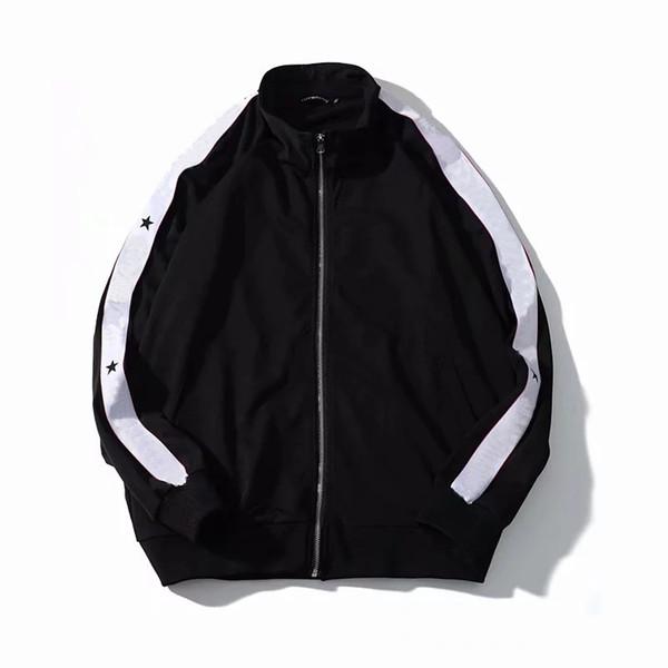 Nuove tute Mens Tute Uomo Autunno Mens di marca tute Jogger Suits Jacket + ansima gli insiemi Sporting Suit Più