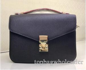 luxe chaud de haute qualité sac à main pour femmes en cuir véritable pochette sacs à bandoulière Métis sacs crossbody M40780