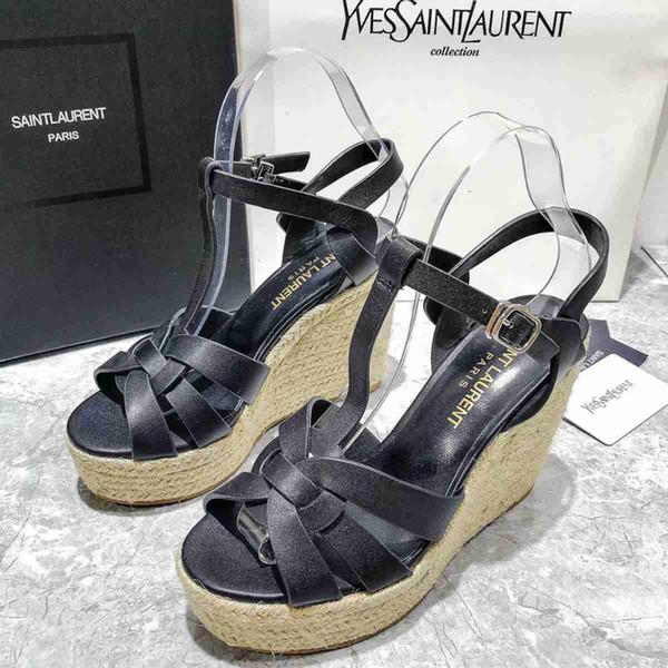 Zapatillas de mujer con diseño de zapatos originales con diseño de zapatos originales y sandalias de marca de calidad para la nueva llegada 2019