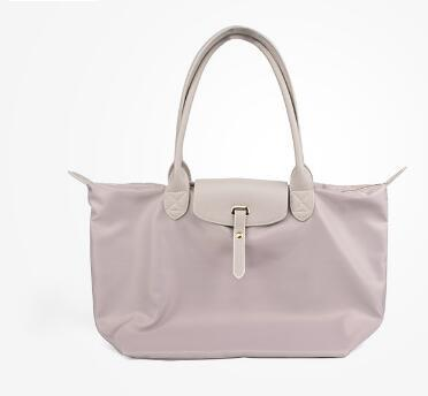 2020 Spring and Summer Waterproof Oxford Folding Multifunctional Commuter Bag Handbag Dumpling Bag