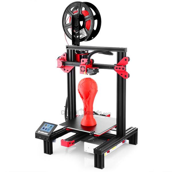 2,8-дюймовый сенсорный экран высокой точности DIY 3D принтер