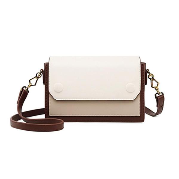 Designer luxury handbags purses women New style stylish lady's bag chain and cross shoulder bags lady classic flip shoulder