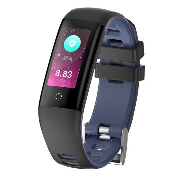 2019 Men's Smart Watch Digital Motion LED Smart Ring for Women's Mobile Phone Silicone Rectangular Heart Rate Regulator