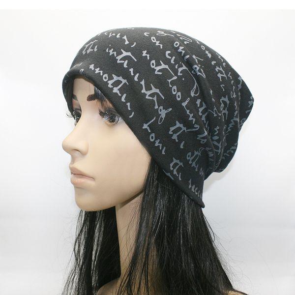 Neue warme Wintermützen Baumwolle Hut Hip-Hop Ski Beanie Cap Skull Cap Frauen Mann Beanie Hat