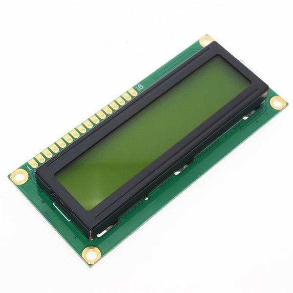 Modulo LCD Schermo verde blu IIC / I2C 1602 per arduino 1602 LCD UNO r3 mega2560 LCD1602