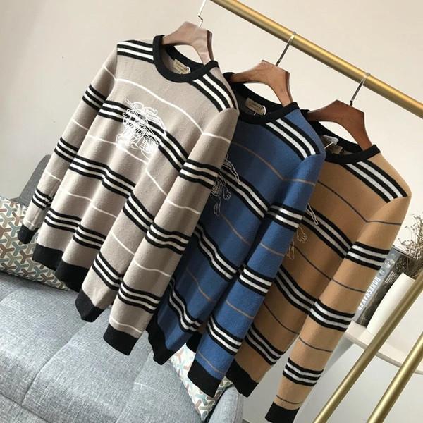zy100863 / 2020 Nova Mulheres roupas casuais camisola de moda tamanho ocasional topo M-2XL frete grátis 191202815c7e1b8c3753f009cc7a5999