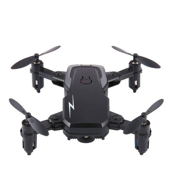 TXD G1 Plegable Mini RC Drone WiFi Altitud Sostener una tecla Despegue 360 grados Truco Alta / Baja velocidad Quadcopter 2MP Cámara Modelo Juguete