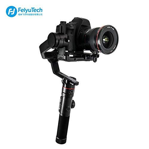 feiyutech ak4000 3-axis handheld camera stabilizer gimbal for sony canon 5d 6d mark panasonic gh5 nikon d850 4kg payloay