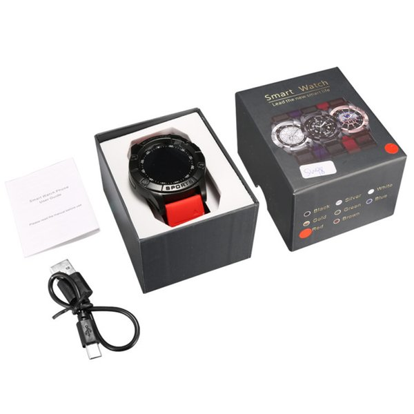 SW98 HD Display Smart Watch_With Package
