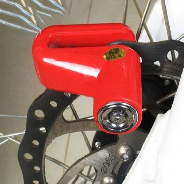 Aliver Candado antirrobo para motocicleta mediante bloqueo de disco