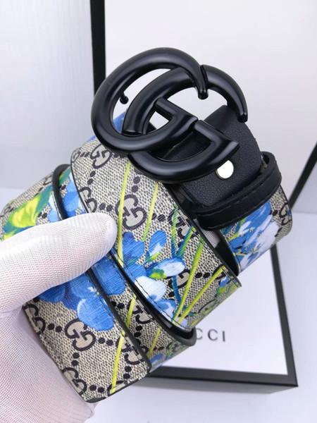 Cintura di design per cinture da uomo Cintura di lusso con cintura di design Cintura di lusso Cinture da lavoro da donna Grandi fibbie in oro