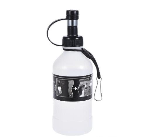 300 ml Pet Water feeder for Cats Dogs Portable Puppy Dog Cat Pet Outdoor Water Drinking Bottle Kettle Dispenser Plastic