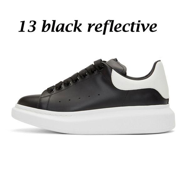 13 black reflective