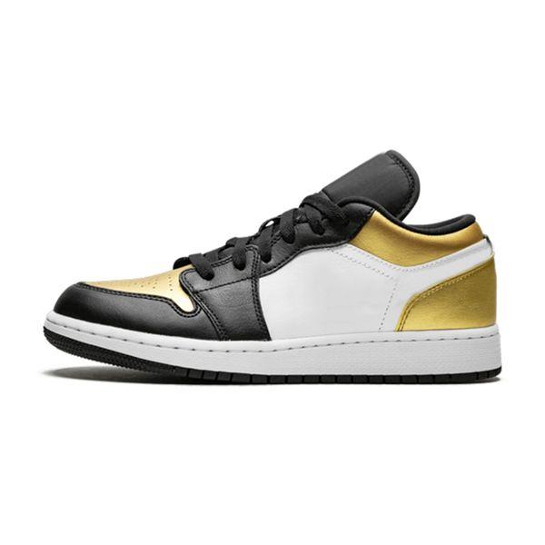 Toe 7 Gold