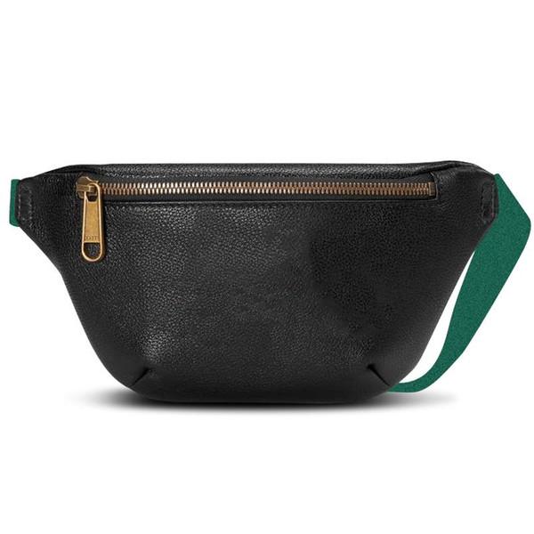 top popular Handbags Purses Leather Waist Bags Women Men Shoulder Bags Belt Bag Women Pocket Bags summer waist bag 2020