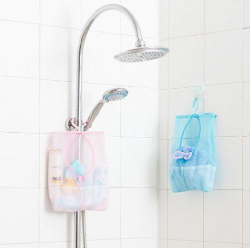 Multi-function Space Saving Hanging Mesh Bags Clothes Organizer for Bedroom Home Storage Organization Storage