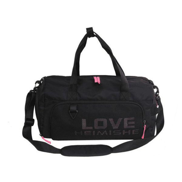 2019 cheap sequins black fitness bag men and women shoes waterproof sports bag fitness training yoga Bolsa Sac De Sport