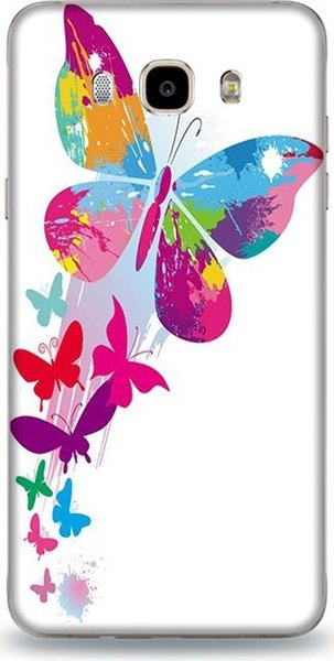 best selling Dynamics j7 for samsung case butterfly pattern vector case ship from turkey HB-000058259