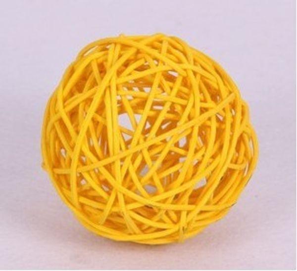 15 centimetri giallo