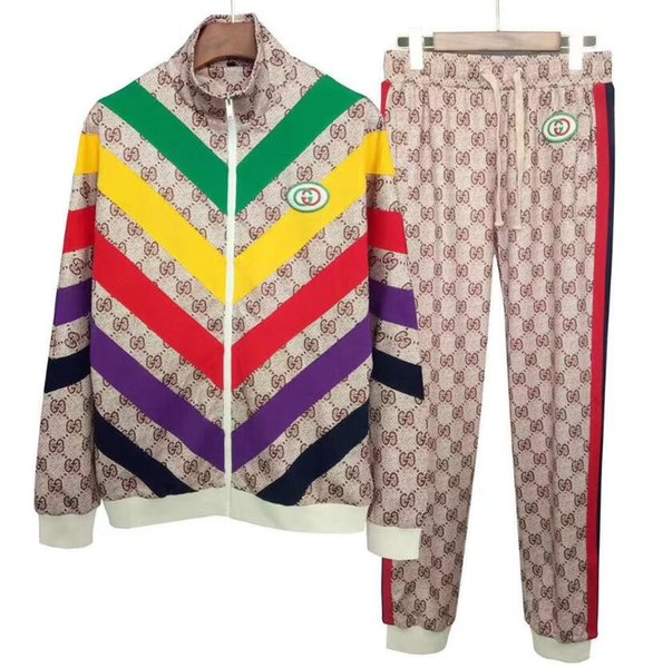Neue Männer und Frauen Sweatshirts Fleecejacke Hosen Hosen Freizeitklage beiläufigen Unisex Mantel mit Hose G92028