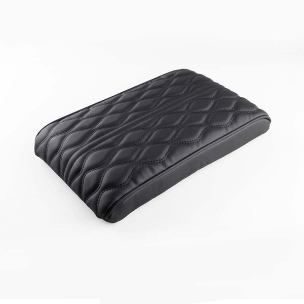 Cheap Armrests Microfiber Leather Car Armrest Pad Cover Universal Center Console Auto Seat Armrests Box Protection Cushion Hand Supports