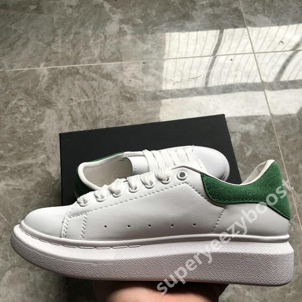 13 weiß grün
