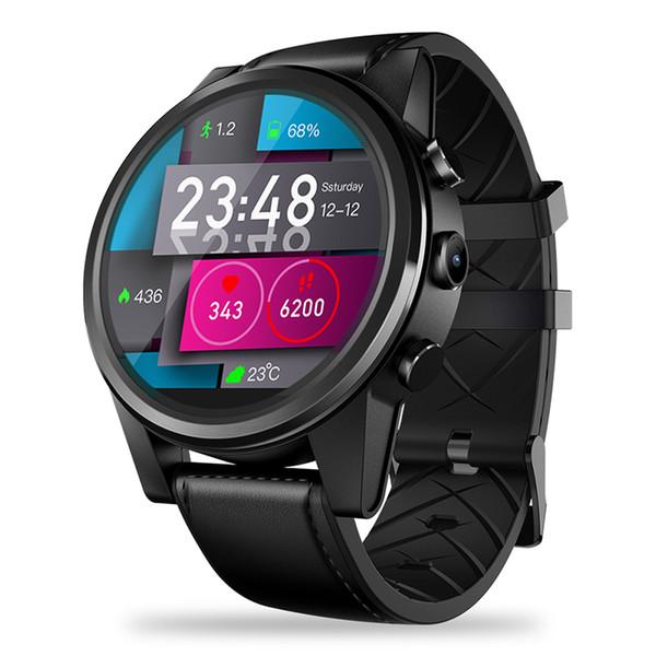 Zeblaze Thor 4 PRO 4G Android Smart Watch GPS GLONASS GSM 600mah Video call MP3 music enjoy Smartwatch Smart Sport wrist Watches