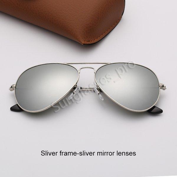 Şerit çerçeve-şerit ayna lensleri