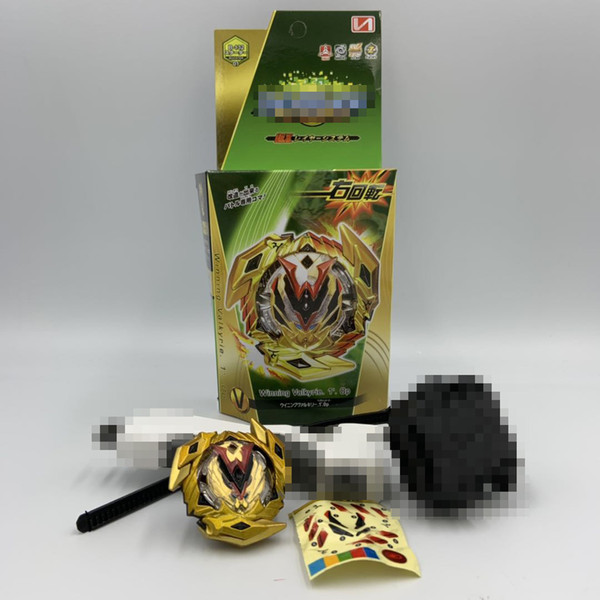 Bey blade Burst Arena B-132 Spinning Top Metal Fusion With Launcher And Box Bayblade Berst Bey Blade Toys