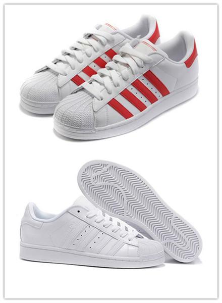 vente en gros d'origine originaux superstar hologramme blanc iridescent superstars junior années 80 fierté baskets super star femmes hommes sport casual chaussures 3a 01