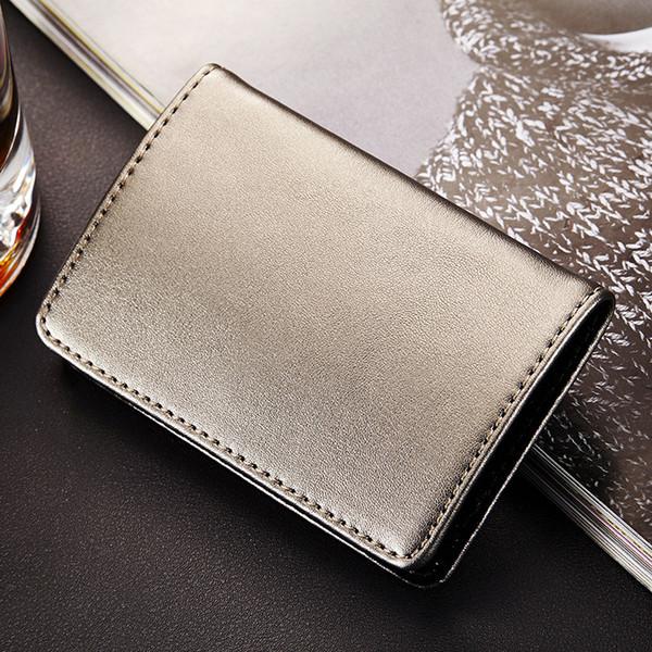 Wholesale 2019 Short Fashion Card Holders Sale New Style men women Cheap White Black Wallet Free Shipping Size 40*36