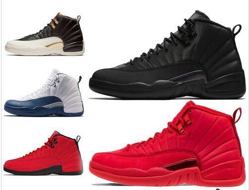 Mens 12s basketball shoe Winterized