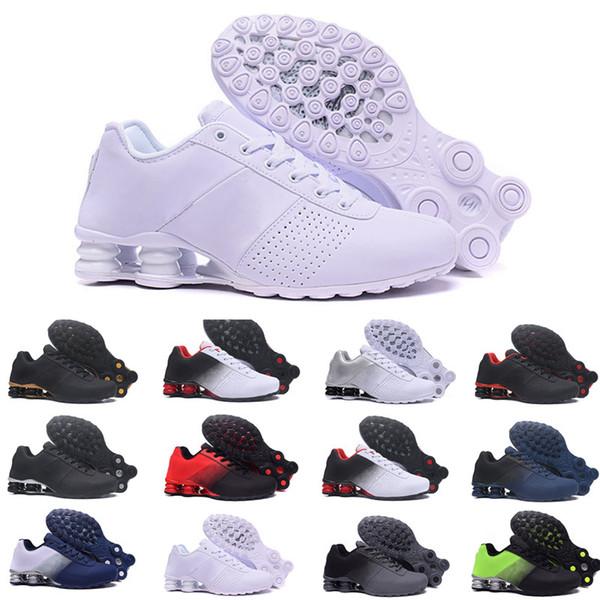 nike Tn Plus air max airmax Shox consegnare 809 uomini Air Running Shoes Trasporto di goccia all'ingrosso famoso DELIVER OZ NZ Mens atletico Sneakers Sport scarpe da corsa 40-46