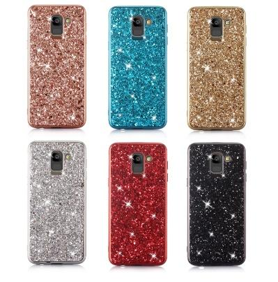 Phone Case for Samsung Galaxy S9 Plus Case Bling Glitter Crystal Sequins Soft TPU Cover Fundas for Samsung S9 Plus S9