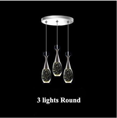 3 أضواء الجولة