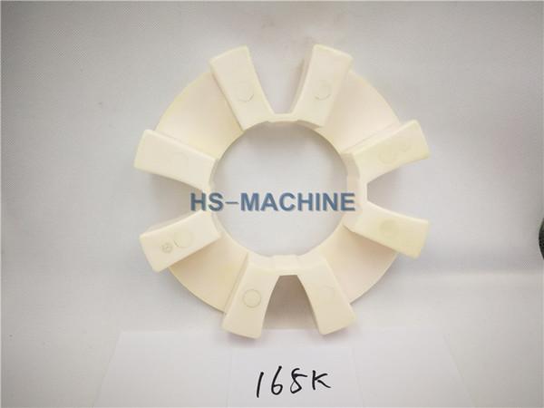 Hight quality Taiwan coupling 165K 255*OD134 use Kobelco excavator model engine parts wholesale