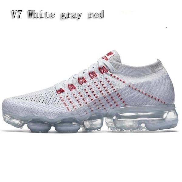 7 белый серый red36-45