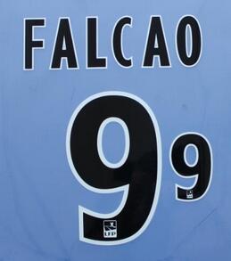 Black #9 FALCAO