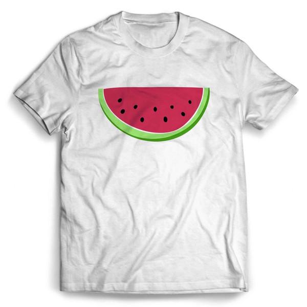 T-shirt Homme melon watermelon été plage fruit mode pépins soleil sexe lol
