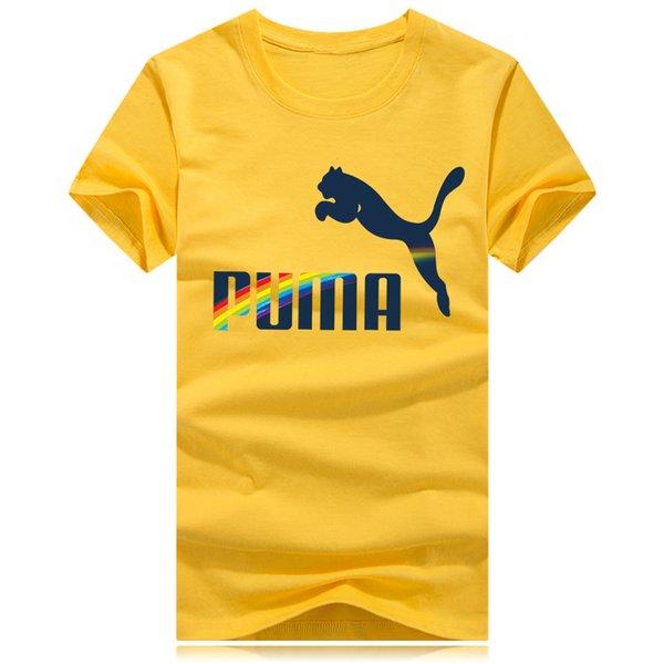 2018 lustiges T-Stück niedliches T-Shirt Markenkleidung Männer kurze Ärmel Baumwolloberteile kühlen T-Shirt Sommer ab
