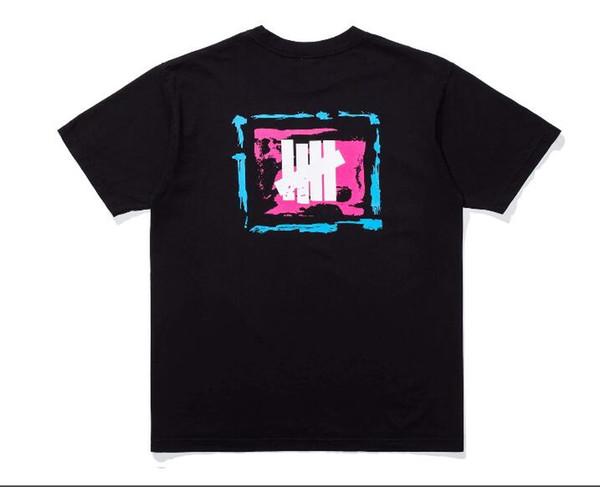 # 3115 Undefeated Painted T Cinq-Pole classique T-shirt peint