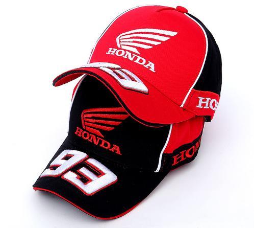 Moto Motorcycle Racing Hat Motocross Riding Hats 3D Embroidered Wing Racing Team Baseball Cap Men gorro F1 Cap Golf