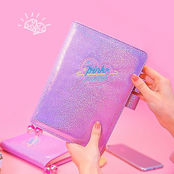 2019 Agenda Planner Organizer Diary A5/A6 Kawaii Spiral Notebook Weekly Monthly Personal Travel Diary Journal Note Book