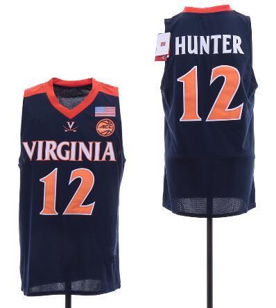 12 De # 039; Andre Hunter Navy