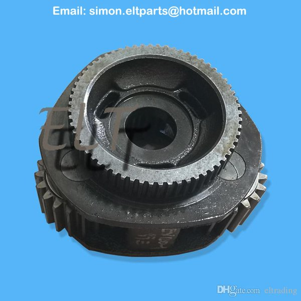 Hitachi Excavator EX100-1 EX120-1 Planet Carrier Assembly 62T Planetary Carrier Spider Assy 1009808 for Travel Gearbox Travel Motor Assembly