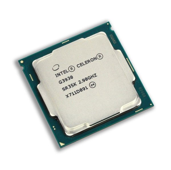 Intel Celeron G3930 2.90GHz 2M Cache Dual-Core CPU Processor SR35K LGA1151 Tray