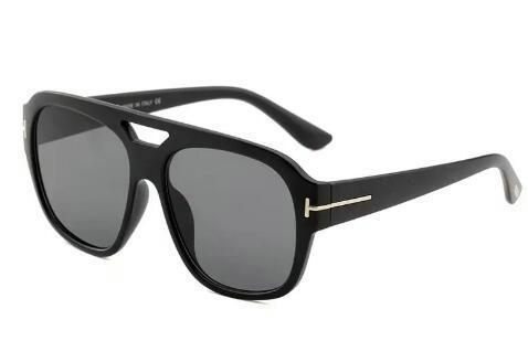 Luxury high qualtiy 2019 Summer New Fashion Tom Sunglasses For Man Woman Erika Eyewear ford Designer Brand Sun Glasses Q346